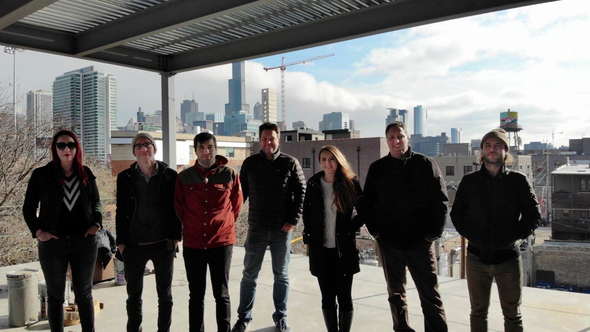 FTA Team on site at Bennett Day School
